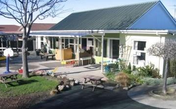 Thomas Street Kindergarten Ashburton