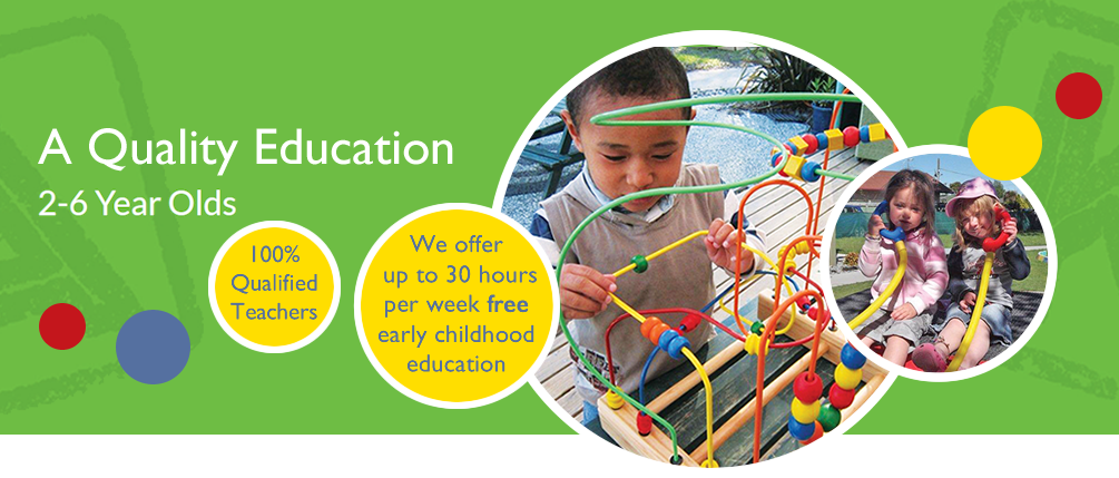 The Ashburton Kindergarten Association